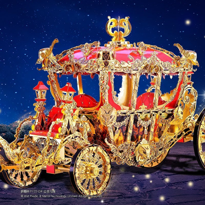Coming Soon: The Princess Carriage