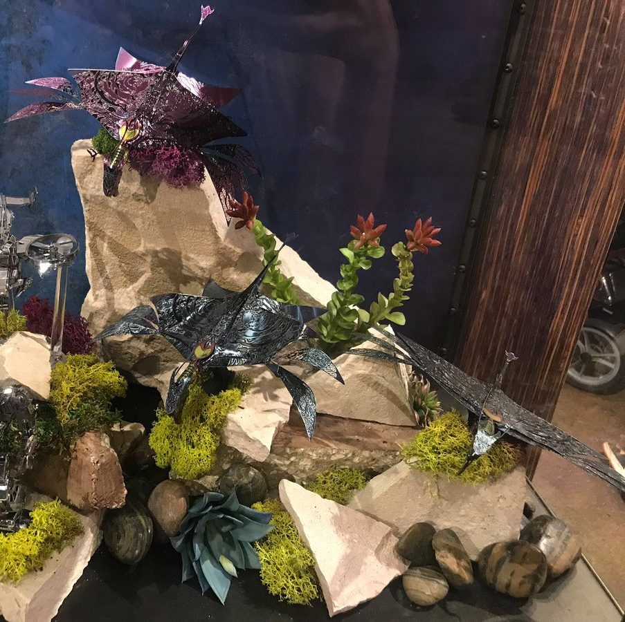 3 New Avatar Models Found