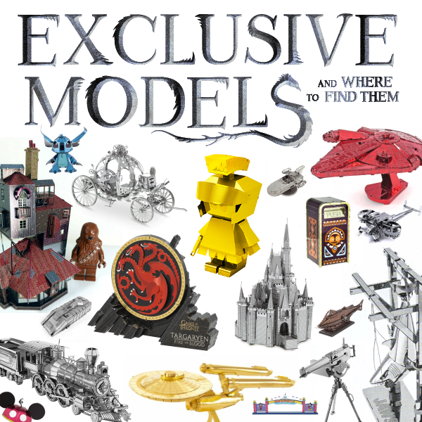 Exclusive Models List