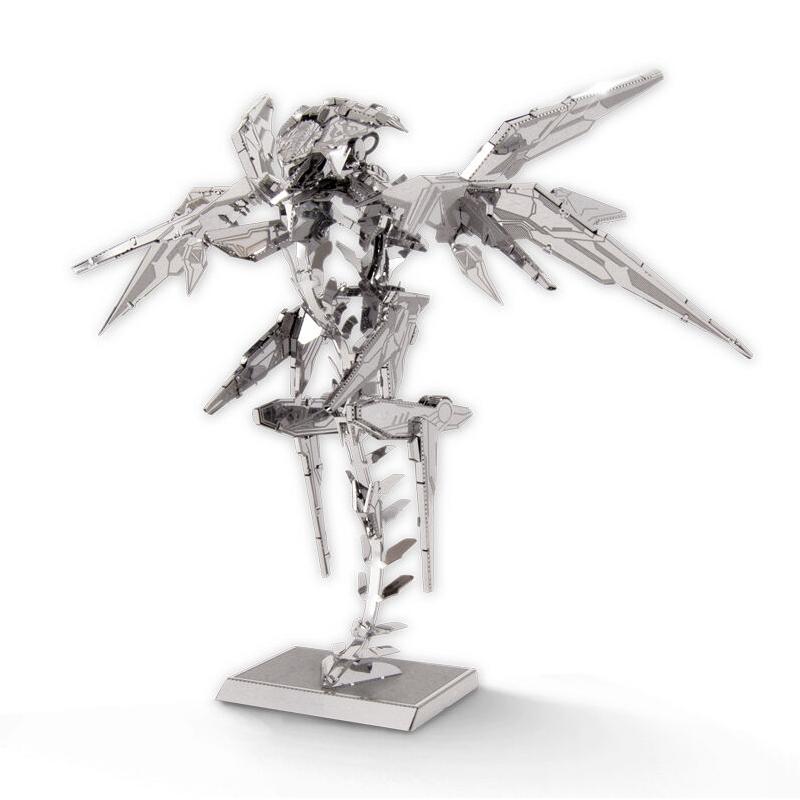 List of Exclusive Models ~ Metal Earth Builder