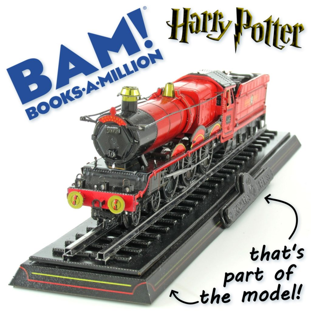 BAM! Exclusive Hogwarts Express?