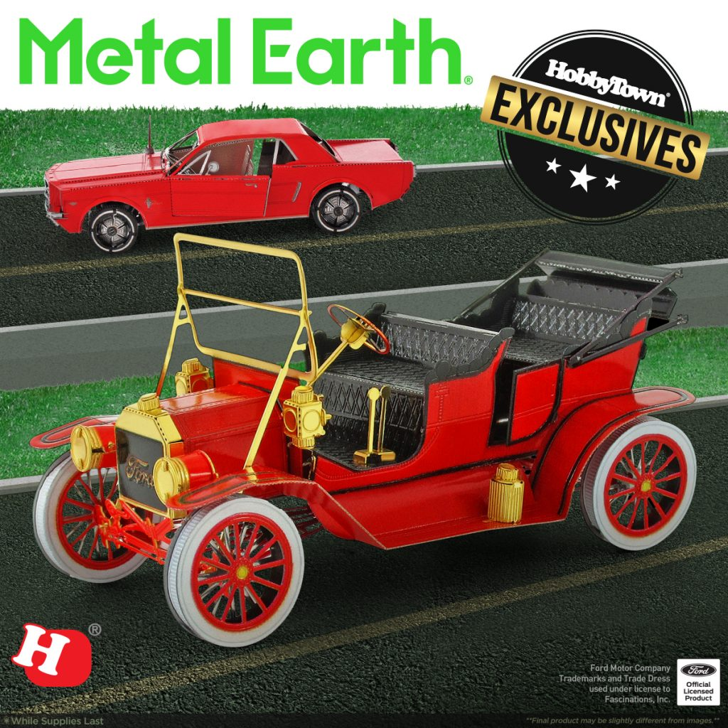 HobbyTown's In-Store Exclusives