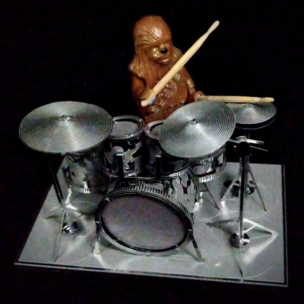 Build: Drum Set