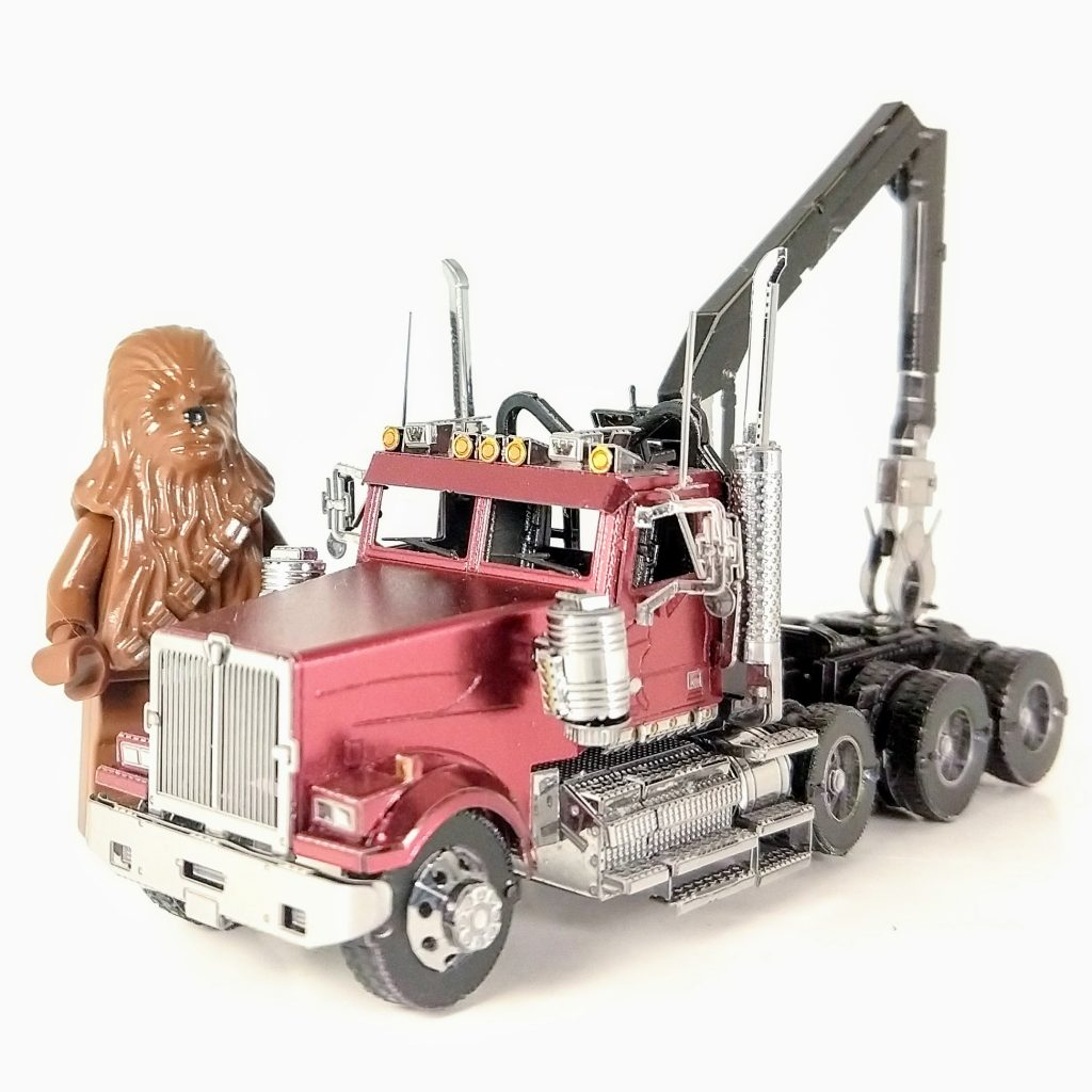 Review Build: Log Truck…