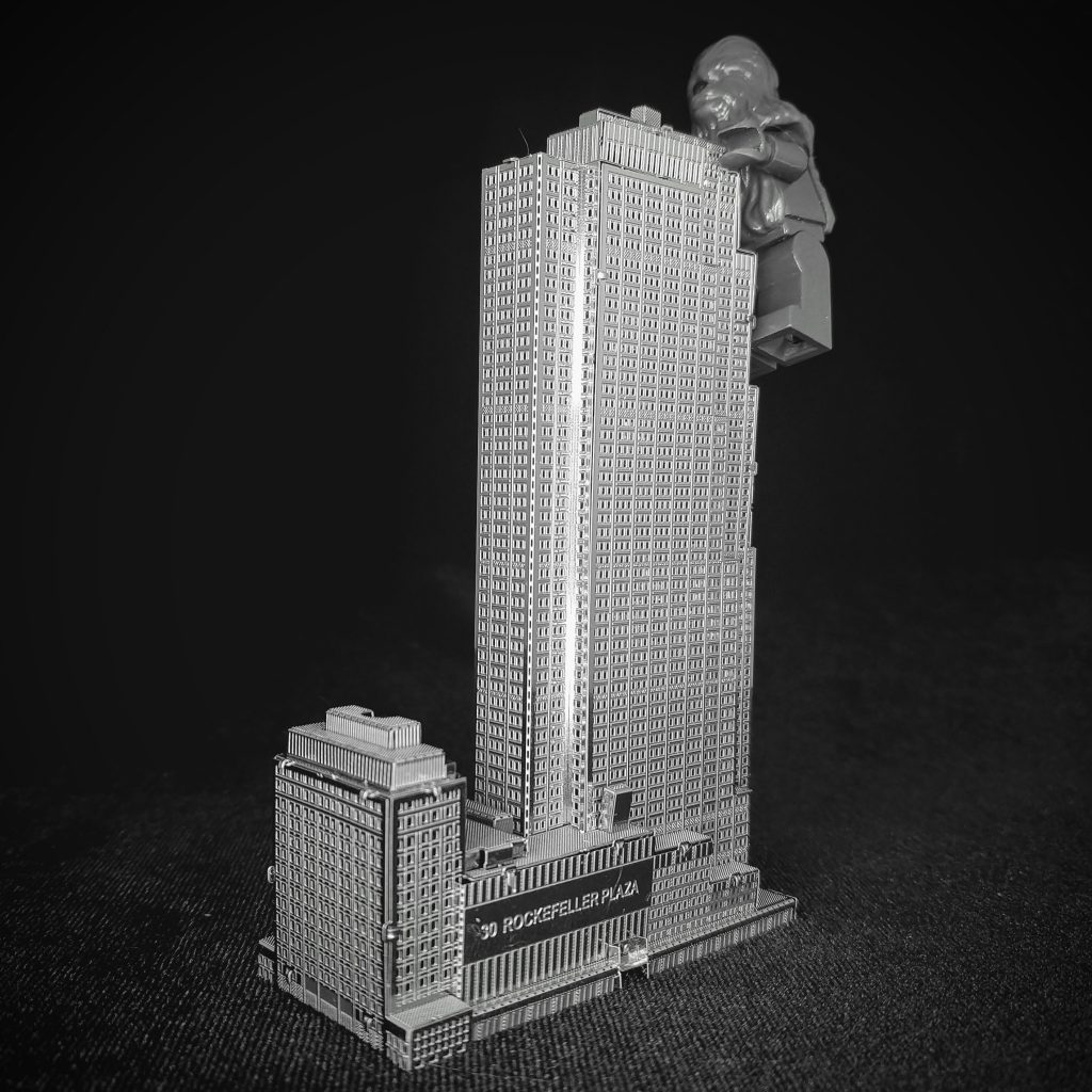 Build: 30 Rockefeller Plaza