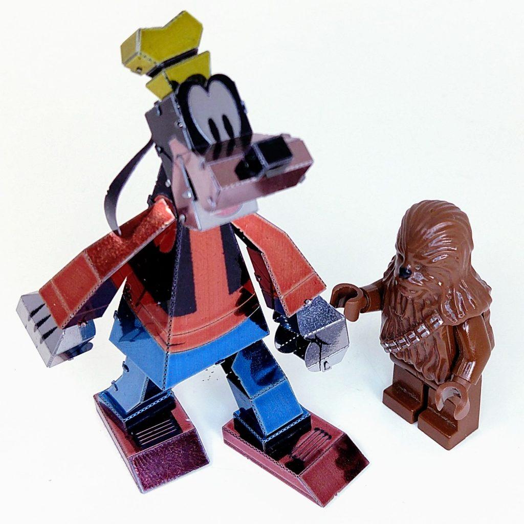 Build: Goofy
