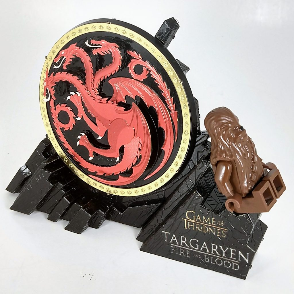 Build: Targaryen Sigil (Color)