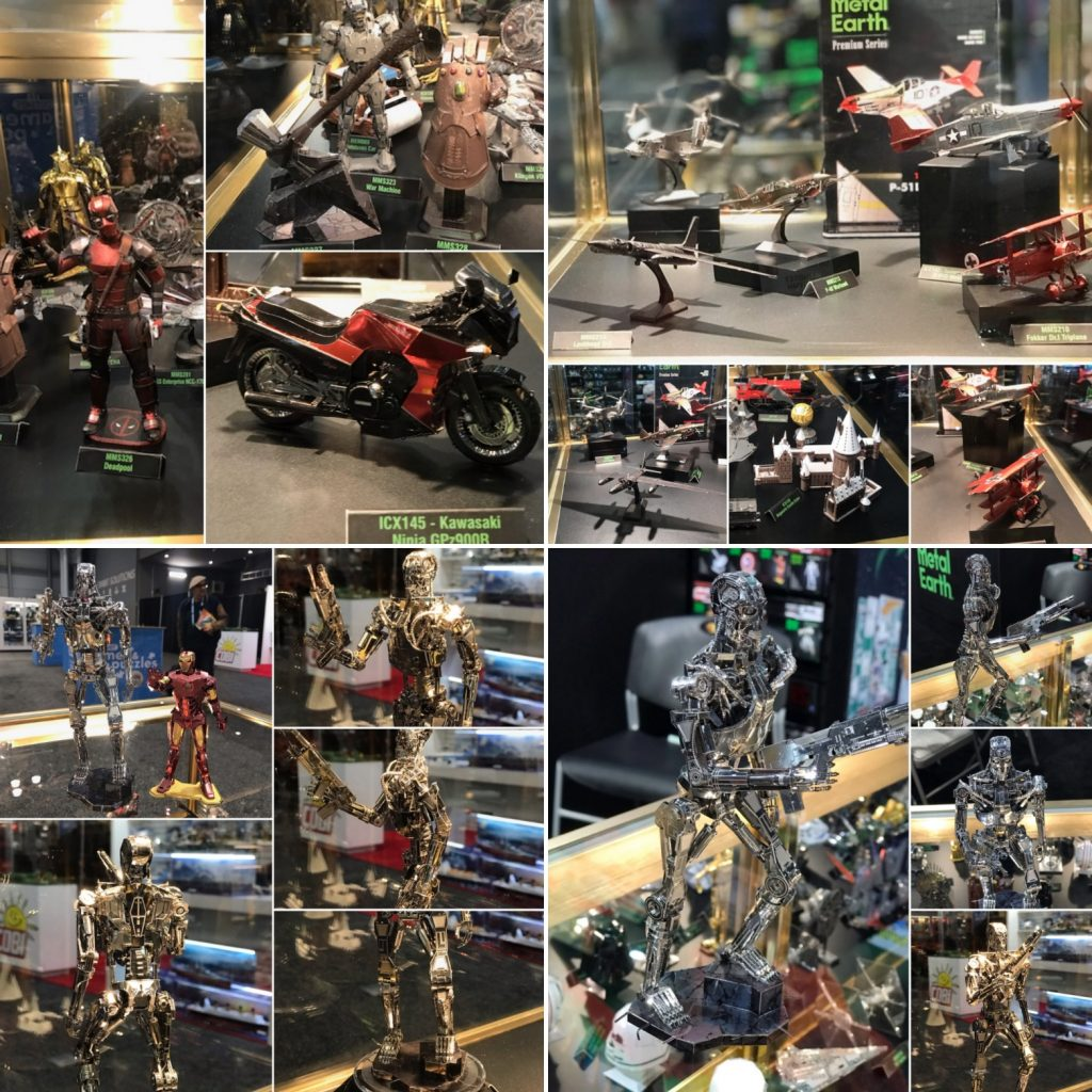 More Models from the New York Toy Fair