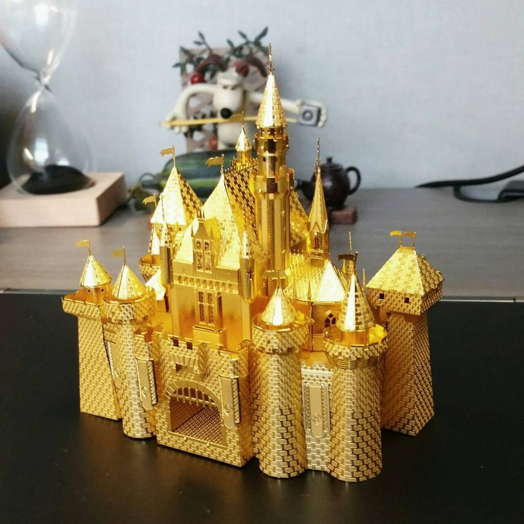 #TT: Disney D23 Expo Exclusive Castle