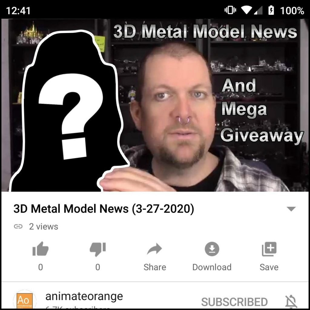 AnimateOrange's Mega News Giveaway