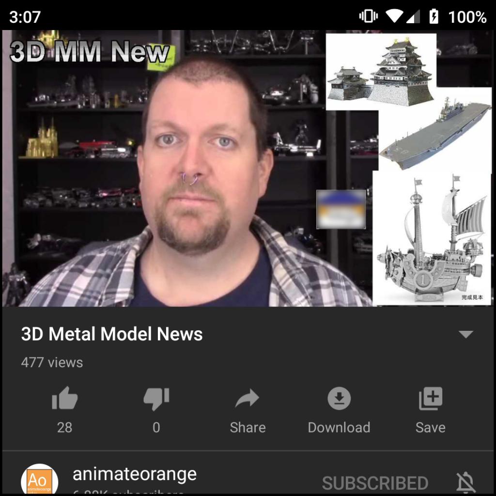 Animate Orange's Marvelous Giveaway