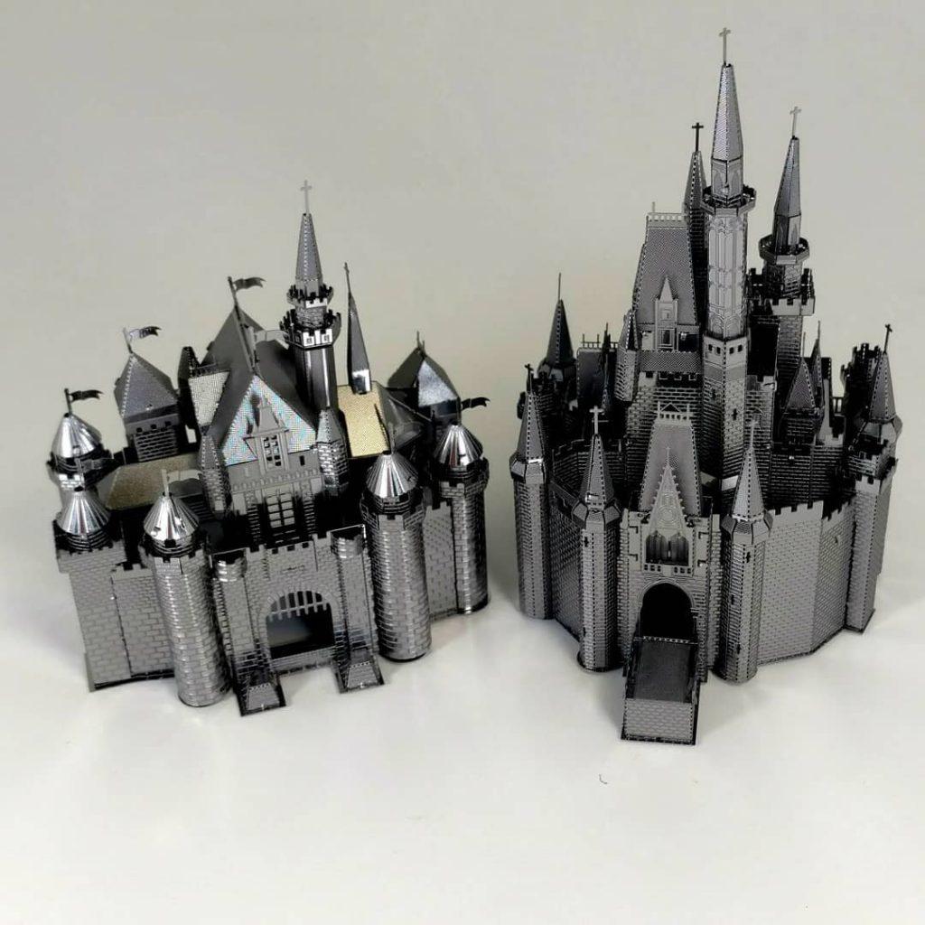 #TT: Disney Castles