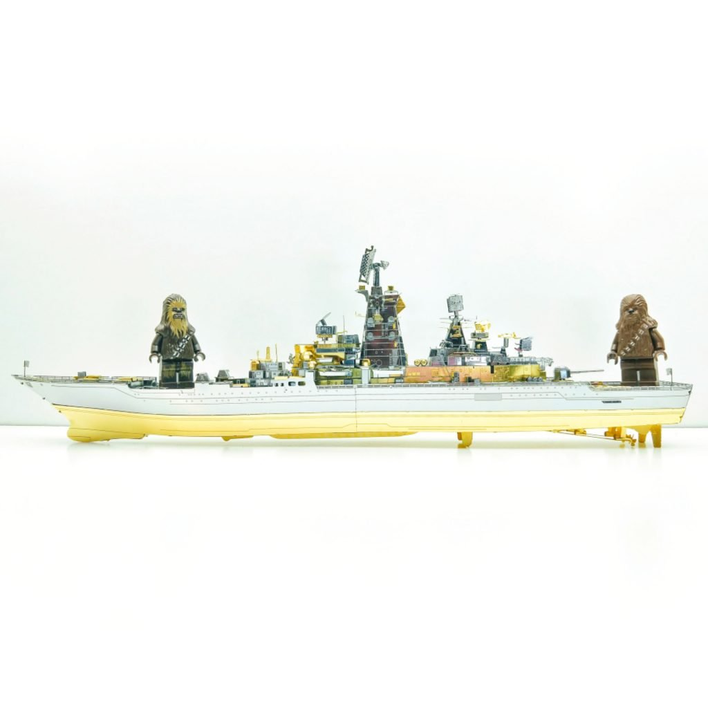 Build: Russian Battlecruiser Pyotr Velikiy