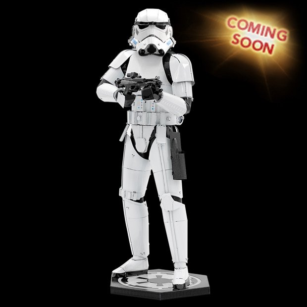 A Storm[trooper] is Blowing In…