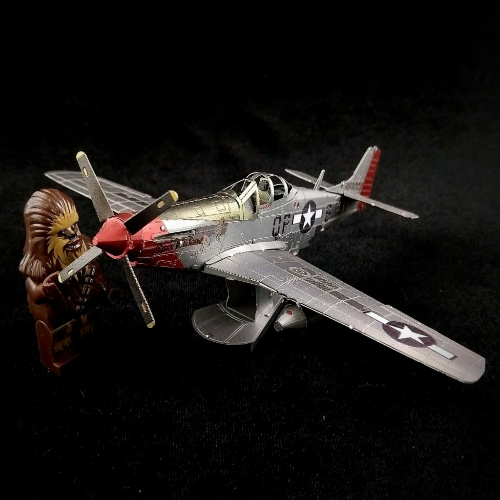 Build: Sweet Arlene (P-51D Mustang)