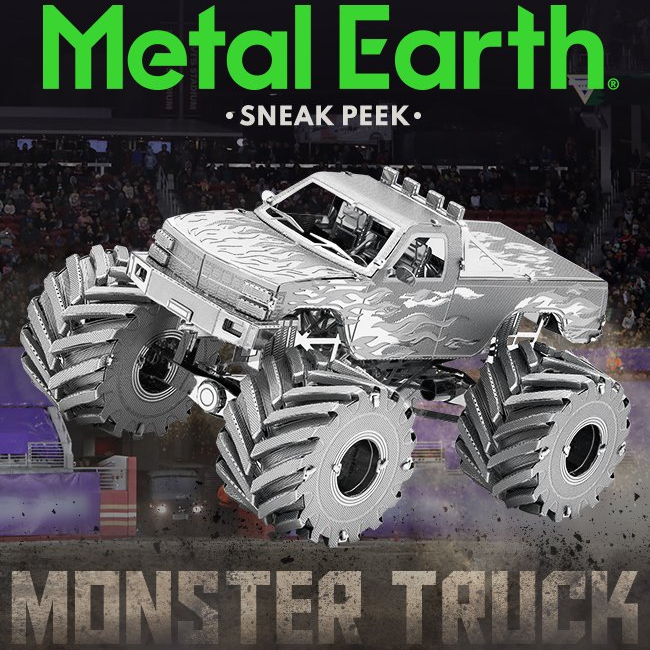 Monster Truck Sneak Peek!