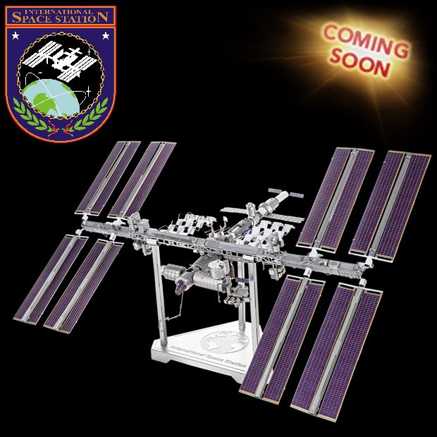 Coming Soon: International Space Station