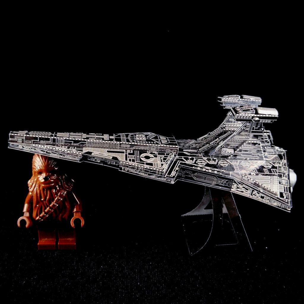 Build: Venator-Class Star Destroyer