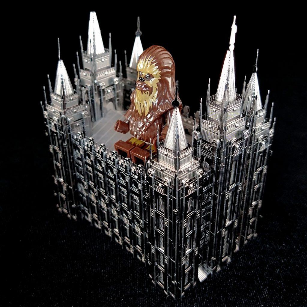 Review Build: Salt Lake Temple