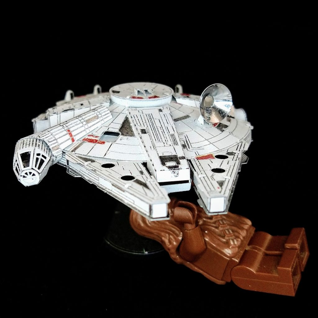 Build: Millennium Falcon (Exclusive / Mod)