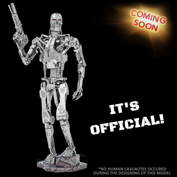 Coming Soon: Terminator T-800