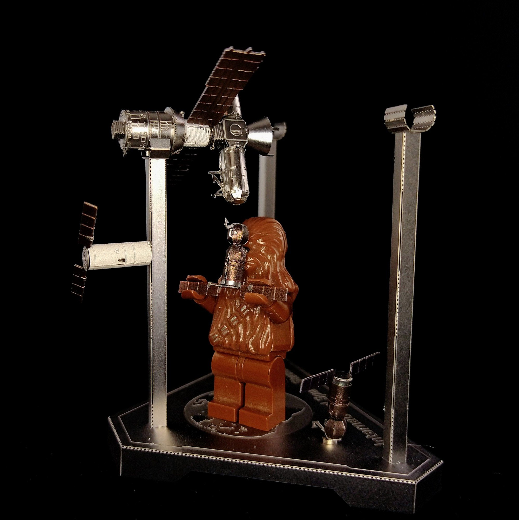 Review Build: ISS: Rocket Surgery