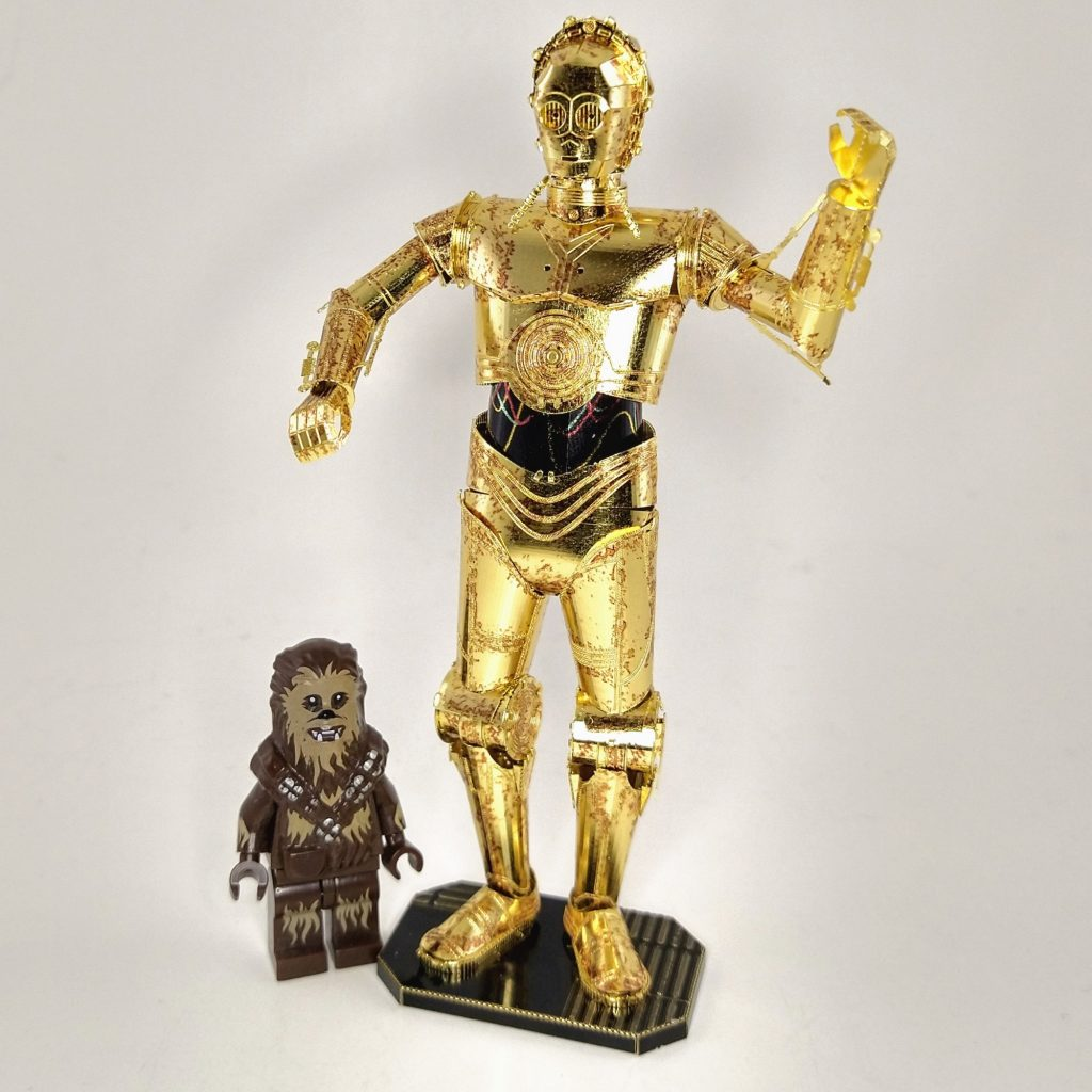 Build: Droid Pack Threepio