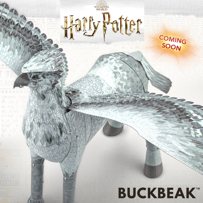 Coming Soon: Buckbeak!!!!