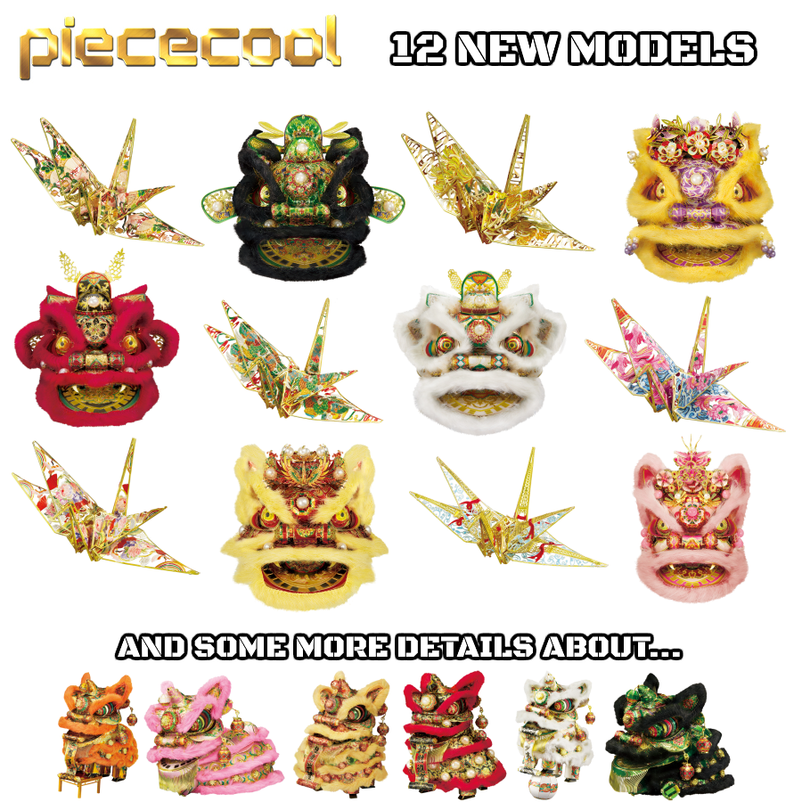 Coming Soon: Piececool's On Fire